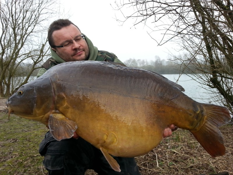Vallee Lake 1 - 43lb 6oz