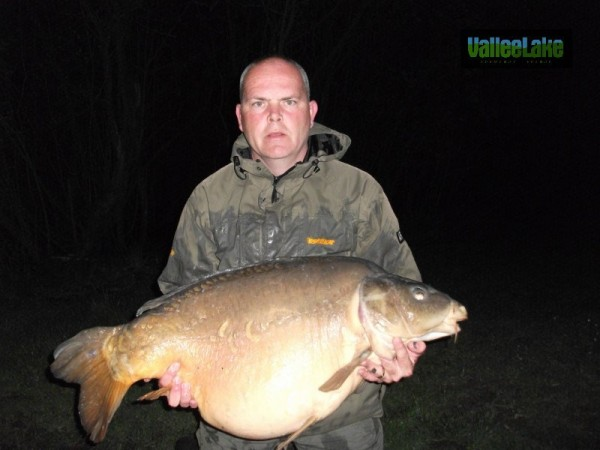 Vallee Lake 1 - 65lb 10oz