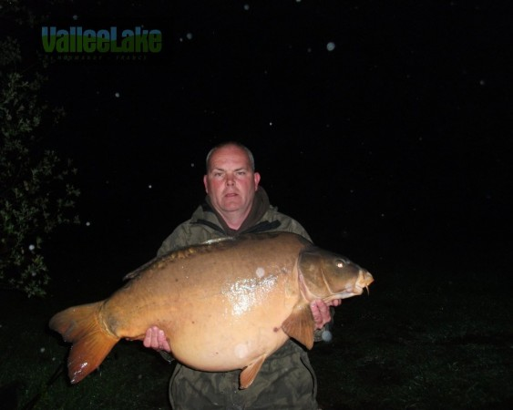 Vallee Lake 1 - 59lb 11oz