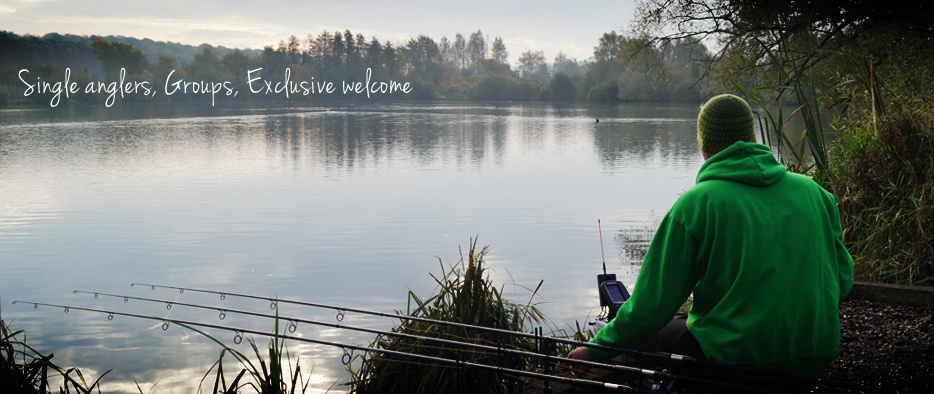 French Carp Fishing