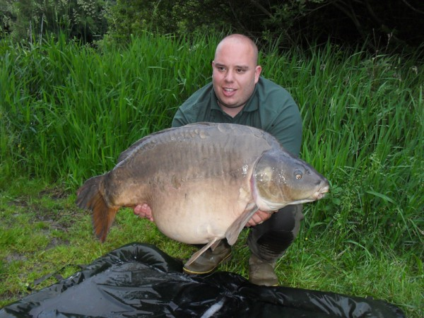 Vallee Lake 1 - 54lb 10oz