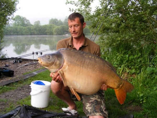Vallee Lake 1 - 59lb 10oz