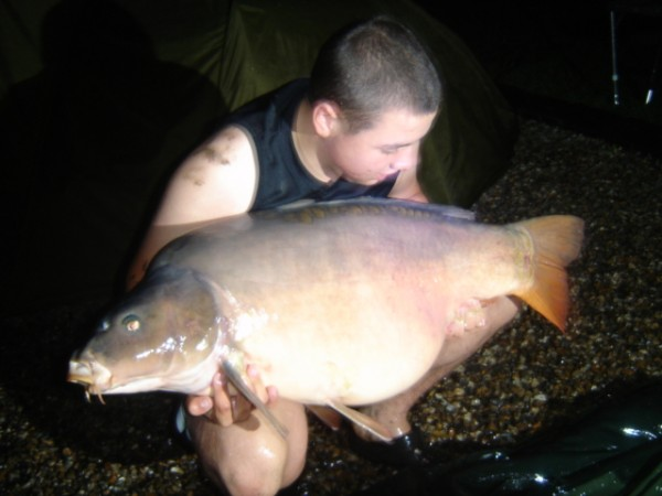 Vallee Lake 1 - 63lb 1oz