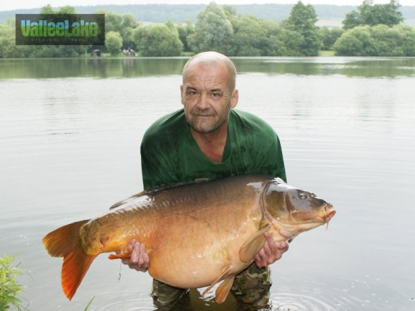 Vallee Lake 1 - 64lb 8oz