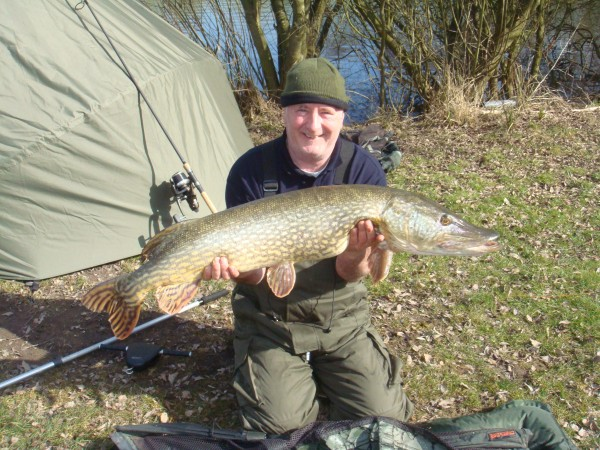 Vallee Lake 1 - 27lb 7oz