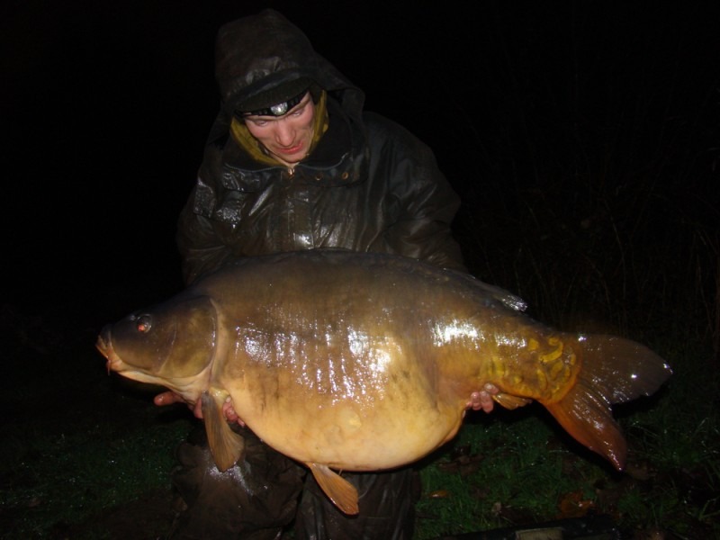Vallee Lake 2 - 54lb 8oz