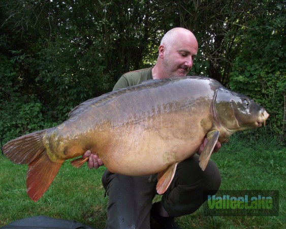 Vallee Lake 1 - 58lb 8oz
