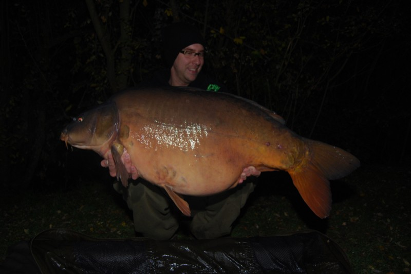 Vallee Lake 1 - 62lb 5oz