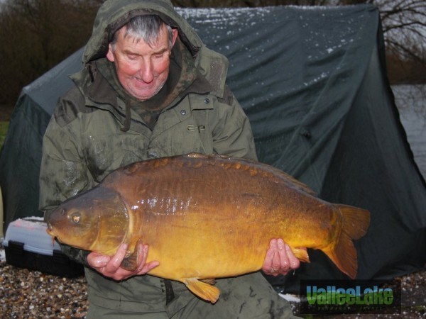 Vallee Lake 1 - 44lb 12oz