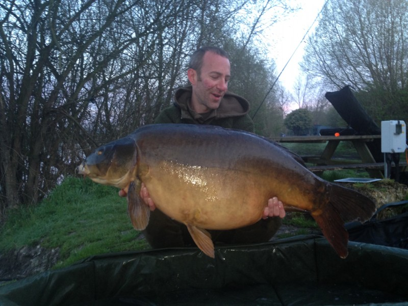 Vallee Lake 2 - 51lb 8oz
