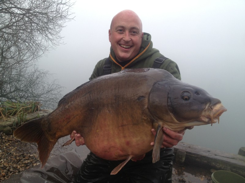Vallee Lake 1 - 58lb 10oz