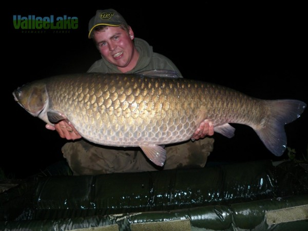 Vallee Lake 2 - 57lb 13oz