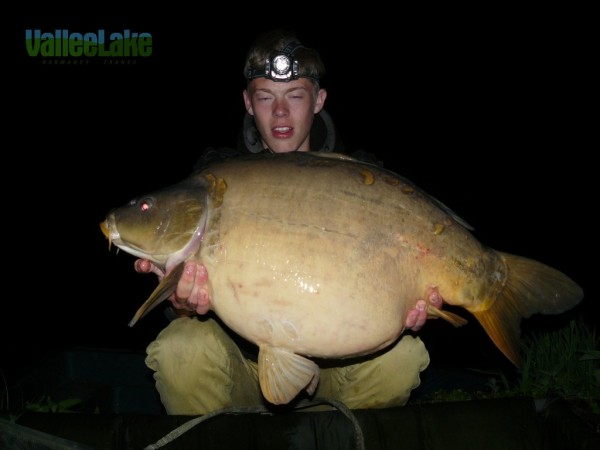 Vallee Lake 2 - 43lb 11oz