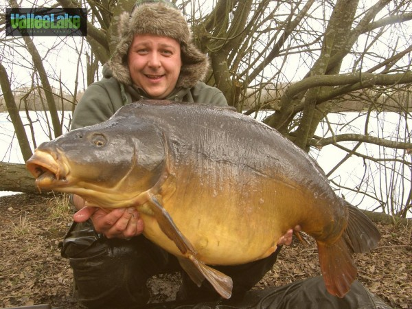 Vallee Lake 1 - 54lb 8oz
