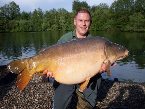 Vallee Lake 1 - 55lb 11oz