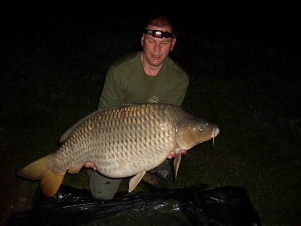 Vallee Lake 1 - 47lb 7oz
