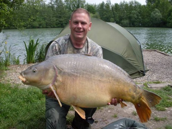 Vallee Lake 1 - 50lb 10oz